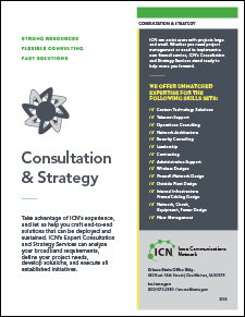 consultation and strategy product guide