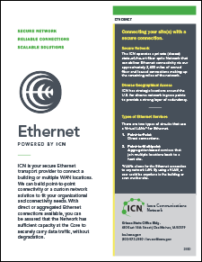 Ethernet product guide