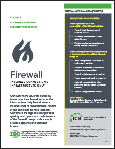 Firewall Infrastructure Only cover