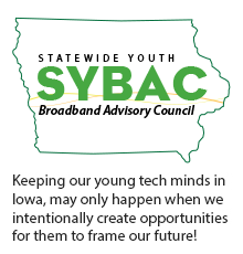 Keeping our young tech minds in Iowa, may only happen when we intentionally create opportunities for them to frame our future!