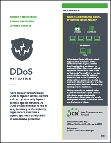 DDoS product guide