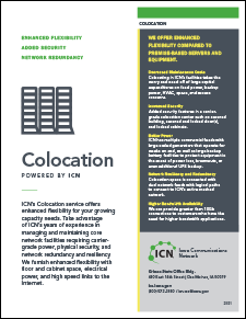 colocation brochure cover