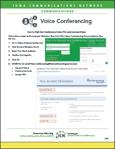 voice conferencing training thumbnail